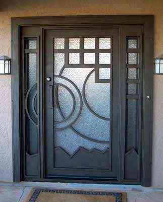 Puertas Metálicas Decorativas Guayaquil Doplim 648315