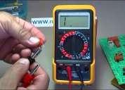 Electronica basica + fabricacion de placas electronicas pcb