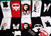 Remeritas camisetas urbanas