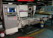 Punzonadora cnc wiedemann murata 22 ton usada