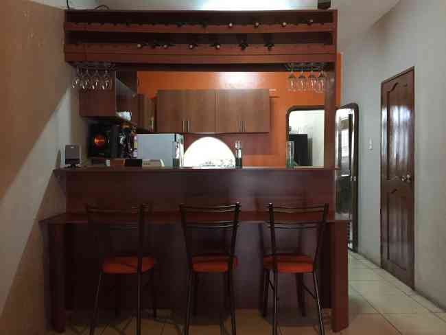 Barra bar de madera guayaquil doplim 649814 - Barra bar madera ...