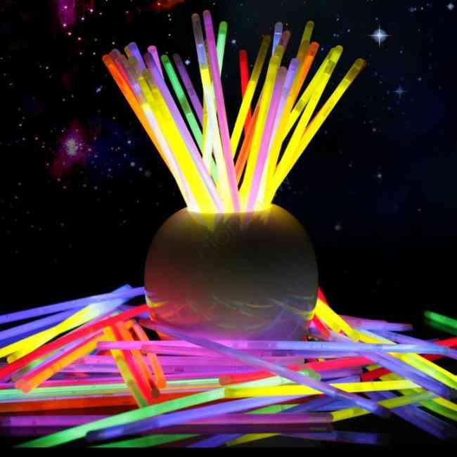 Pulseras luminosas ecuador