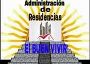 Administracion de edificios,residencias, condominios