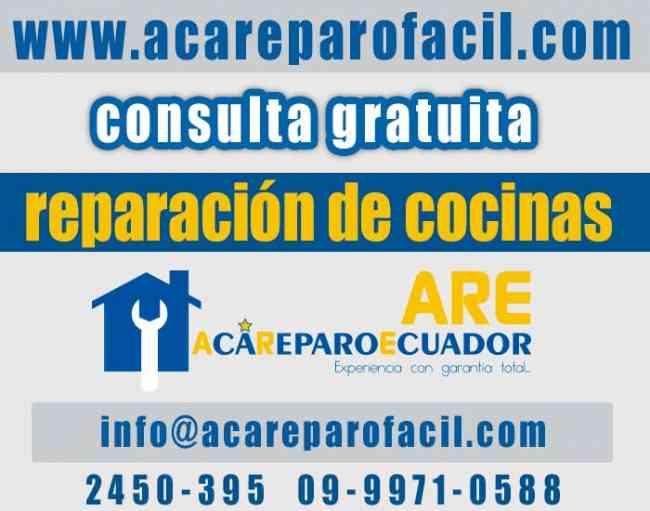 Reparación Servicio Técnico a domicilio Refrigeradoras en Quito