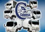Vendemos o fabricamos furgones, tolvas, plataformas, casetas y carroceria de primera a bajo precio