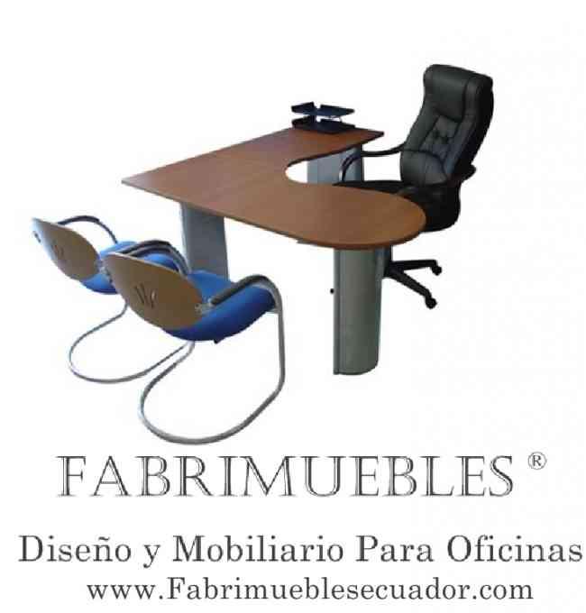 Fabrimuebles Ecuador Fabricacion de Muebles de Oficina