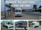 Camiones para fletes y mudanzas