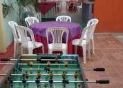 Amplio local para fiestas infantiles y eventos sociales