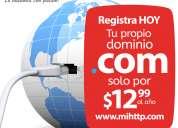 Hosting en ecuador - mihttp