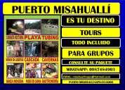 Puerto misahualli tu destino turistico