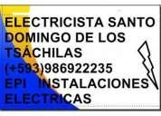 E.p.i  instalaciones electricas593986922235