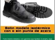 Venta de zapatos y accesorios de seguridad industrial
