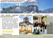 Precios hospedaje en quito:: hotel plaza del teatro