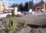 Vendo terreno de 500 metros sector norte
