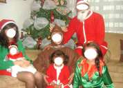 Alquiler de disfraces para navidad