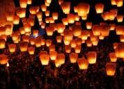 ventas de globos de papel