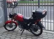 Vendo excelente moto honda cb1 año 2014