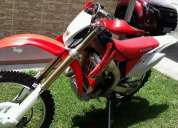 Excelente moto crf 450x enduro