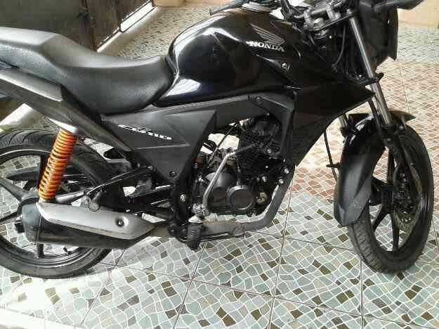 Vendo Excelente Moto Honda CB 110 flamante