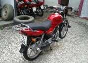 Excelente honda storm 125 cc año 2012
