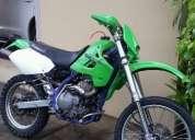 Moto kawasaki klx 650 por auto del mismo valor