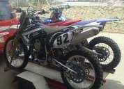 Se vende moto yamaha yz450f 2008,contactarse!