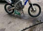 Vendo excelente moto yamaha yzf450