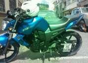 Vendo moto yamaha fz16,contactarse!