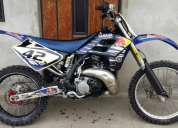 Excelente yamaha dt200 con chasis gas gas