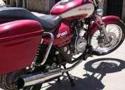 Excelente moto sinski 150cc 2002 3103 km