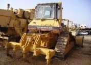Compro chatarra de maquinaria pesada, industrial