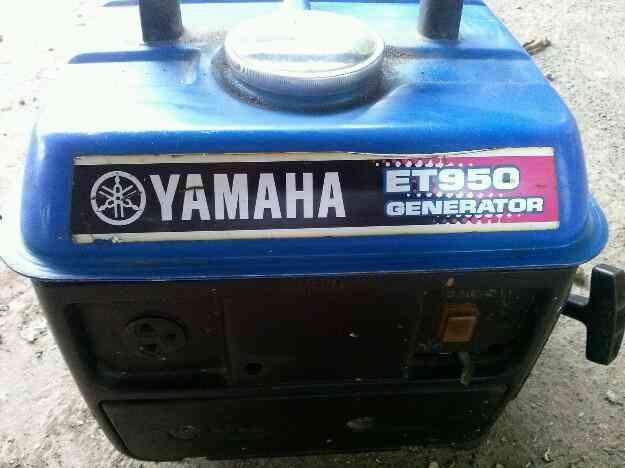 Excelente Generador yamaha