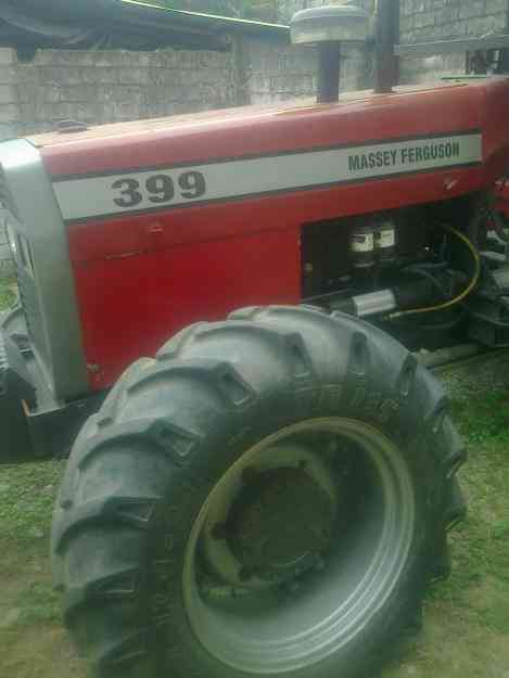 TRACTOR AGRICOLA MASSEY FERGUSSON 399,CONTACTARSE!