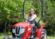 Excelente tractores branson 40hp