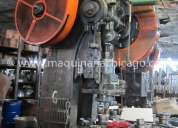 Troqueladora bliss 65 ton aprox. usada