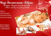 masajes con reflexología y aromaterapia en navidad quito
