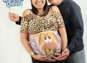 Fotografía para embarazada