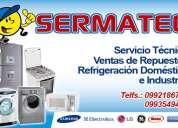 Mantenimiento y reparacion de aires acondicionados, split, lavadoras, secadoras y mas