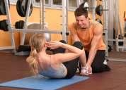 Baja de peso, gana musculo, quema grasa....entrenador personal