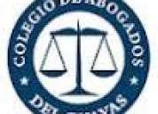 Consorcio juridico quinto miranda& asociados wong, torrez,brent,lopez