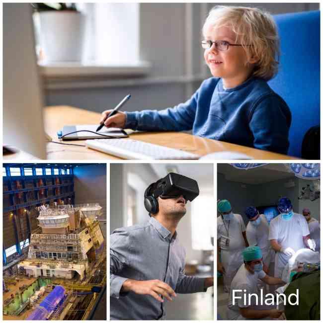Oportunidades de Negocios con Finlandia y Union Europeo