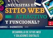 Pulleysoft diseño de paginas web ecuador - agencia informática y publicidad