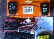 alarma chevrolet original a solo 100 dolares incluida instalacion