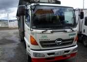 Excelente camión hino fc 2011 1018