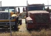 Motranza remata cabezales y camiones