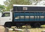 Excelente camión isuzu diesel 4 toneladas