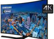 Samsung 55 pulgadas . smart tv - curvo - untra hd - 4k - conexcion internet