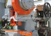 Troqueladora 100 ton