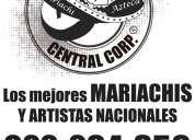 Mariachis central corporación
