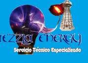 Empresa de servicios electricos y electronicos tezzla energy service